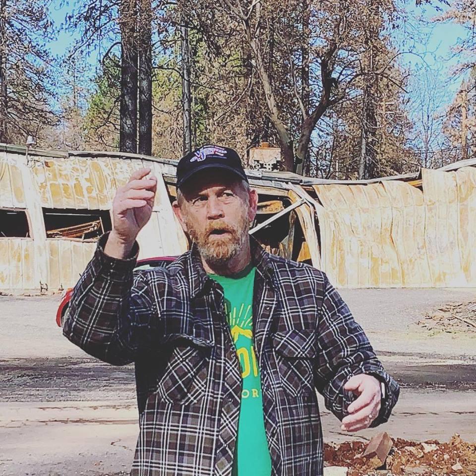 Paradise resident Steve C